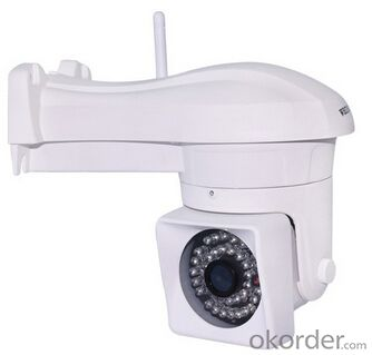 Outdoor Waterproof IR Full HD CCTV Camera