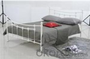 European Style Classical Metal Beds  MB-113