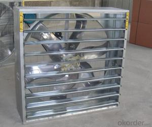 Livestock house exhaust fan