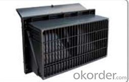 Hen houses air outlet /air inlet/air window
