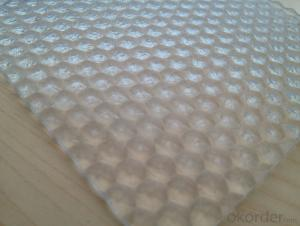 CMAX- Embossed Polycarbonate Sheet Widely Used in Show Room