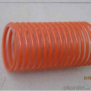 PVC SUCTION HOSE for the yellow color