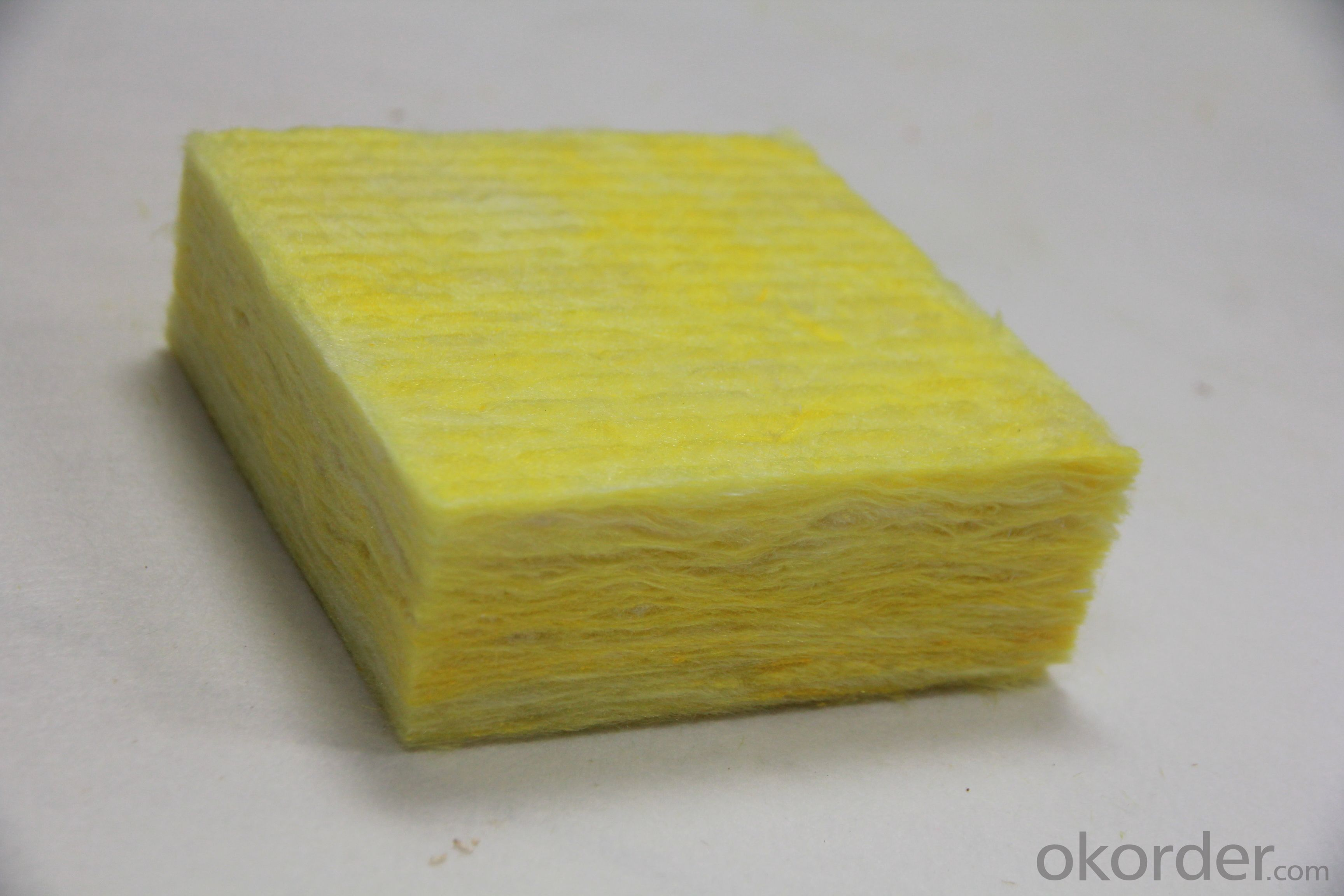 Glass Wool Board for Insulation High Quality