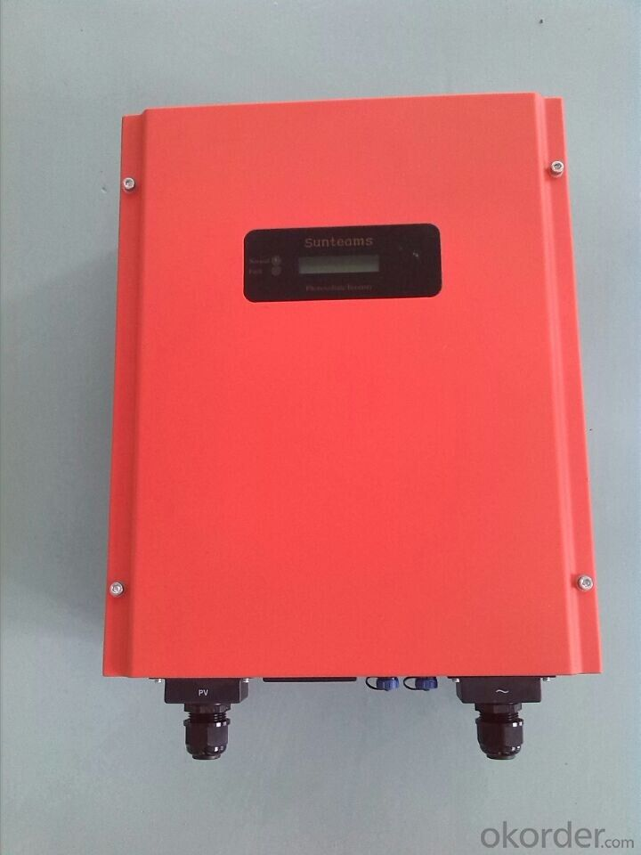 Solar Inverter On-Grid Type Solartec Central 500