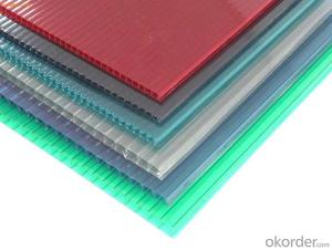 CMAX- Hollow Polycarbonate Sheet