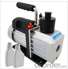 Rotary Vane Deep Vacuum Pump