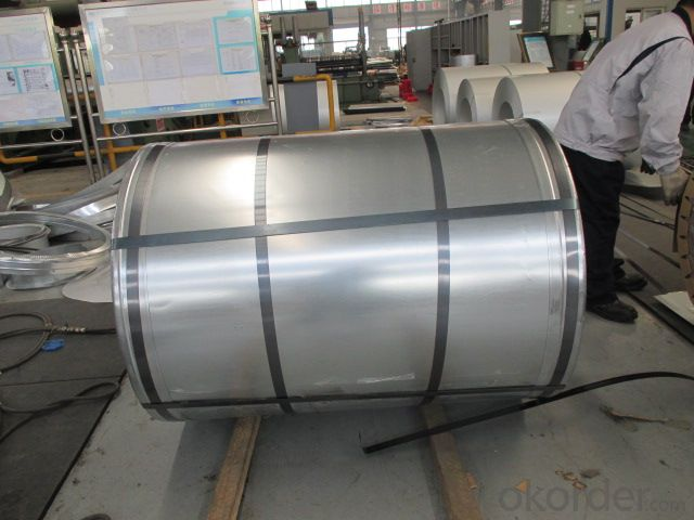 prepainted steel coil JIS G 3312 CGCC