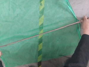 HDPE Mono Mesh Date bag  Export to UAE Market