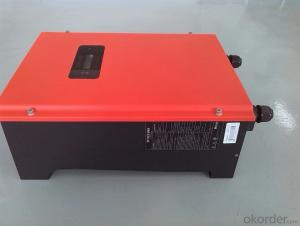 Solar Inverter Off-Grid Type Solartec D 6000/8000