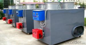 Auto oil-burning heating machine for Greenhouse Heating air heater for poultry/chicken house