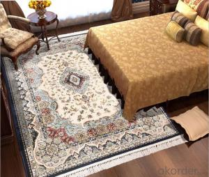 BEST-SELLER 100% viscose carpet