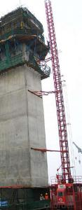Cantilever Formwork  in high building