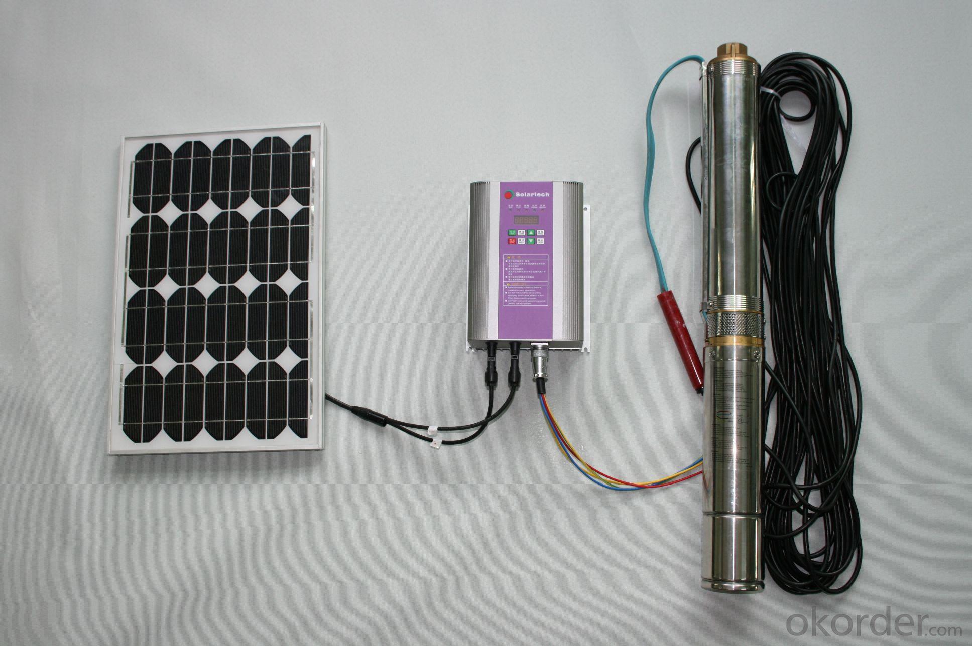 AC Solar Water Pump System