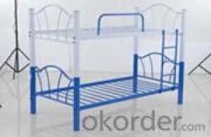 European Style Classical Metal Beds  MB-122