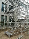 Stairs of Scaffolding