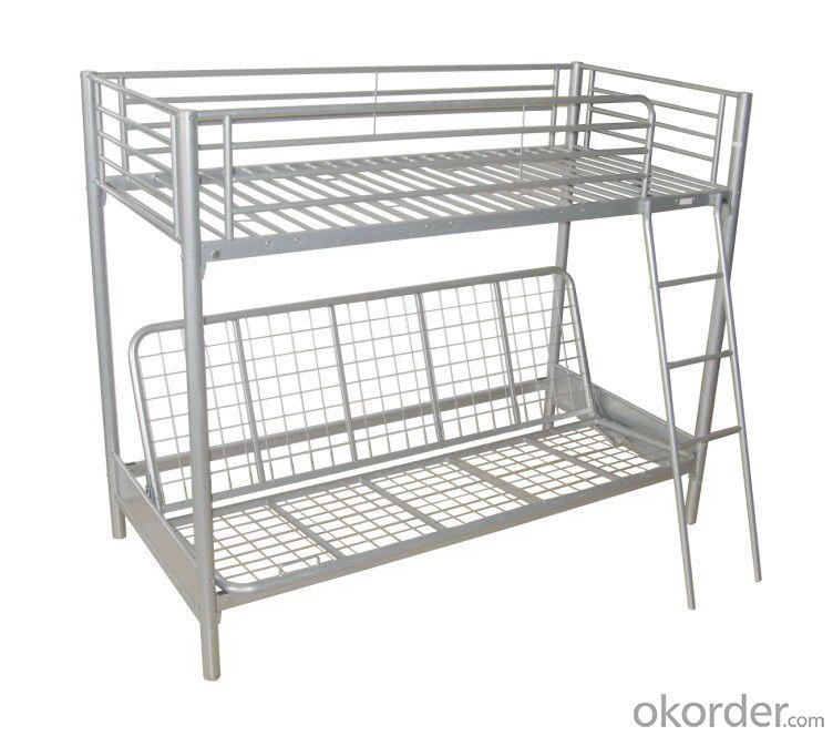 Hot Sale Metal Bunk Beds/Metal Beds Frame/Dormitory Bed MB-001