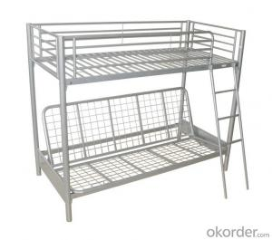 Hot Sale Metal Bunk Beds/Metal Beds Frame/Dormitory Bed MB-001