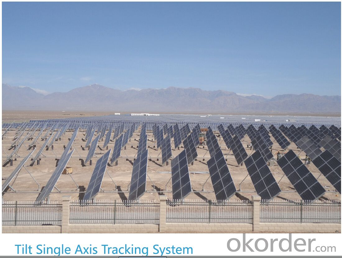 solar PV tracking system