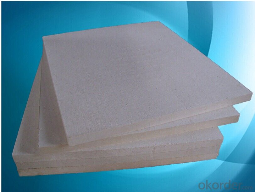 Zirconia Ceramic Fiber Board
