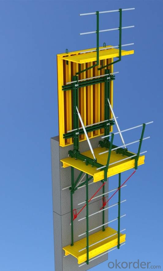 Cantilever Formwork