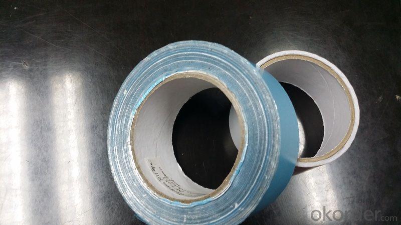 Aluminium Foil Tape with Hot Melt Based Self Adhesive
