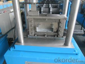Making Doorframe Profile Machine Manufacturer