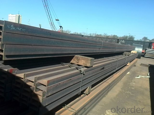 Hot Rolled Steel H Beam Q345