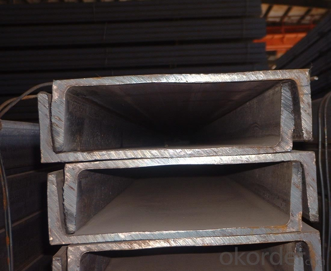 Hot Rolled Steel U Channels Q345