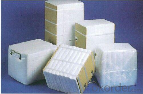 Ceramic Module for Furnace Linning