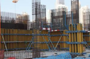 Wall & Column Formwork-Timber beam column formwork