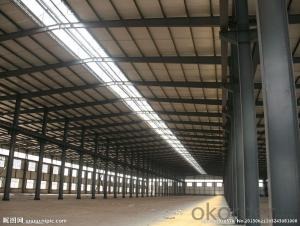 Steel Structure for Building and prefabricated house