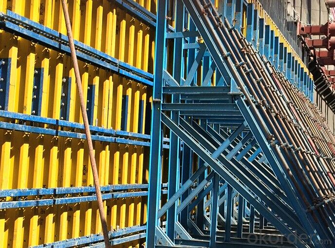 High-end Timber Beam Column Formwork with High Quality