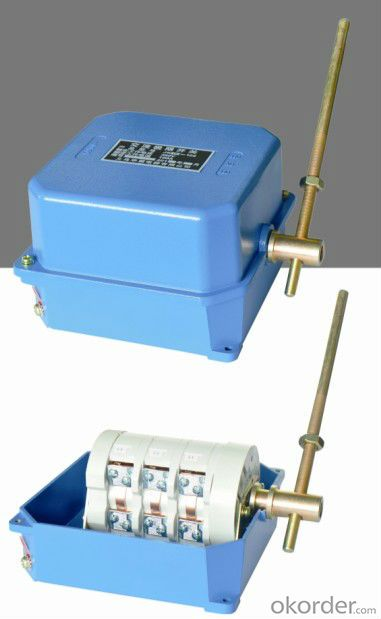 JK16A-100 AC limit switch