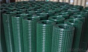 PVC Coated Electric Welded Mesh