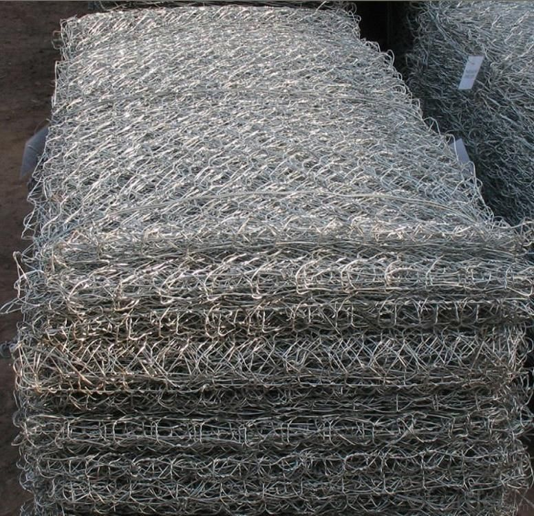 Galvanized Gabion Box For Stone