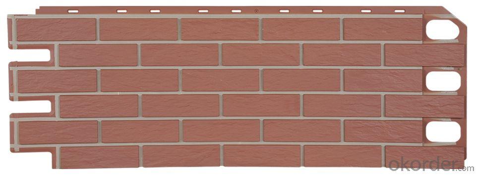 exterior brick panel siding wall panel VD100401-VDC110