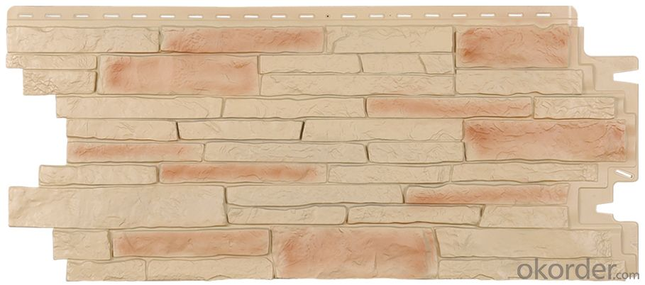 Faux Stone Siding, Upgrade to Vinyl Siding VD100501-VDC118