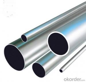 Stainless Steel Pipe ASTM201 for Construction