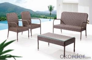 Garden swing seats outdoor furniture (6+1)