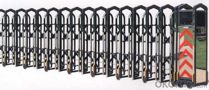 Electrical Foldable Gates CMAX