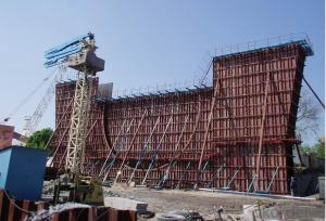 Timber Beam Column Formwork
