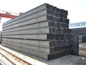 Hot Rolled Steel I-Beam Q345