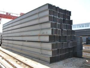 Hot Rolled Steel I-Beam Q345