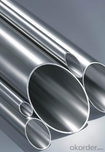 Stainless Steel Pipe Tube ASTM 304 for construction