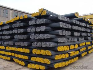 Hot Rolled Steel Rebars Deformed bar JIS standard