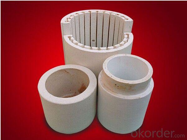 Ceramic Crucible for Melting