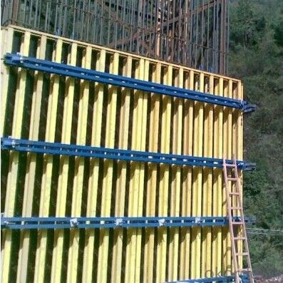 Efficient H20 Timber Beam for Buildings
