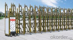 New design cheap decorative Gates CMAX