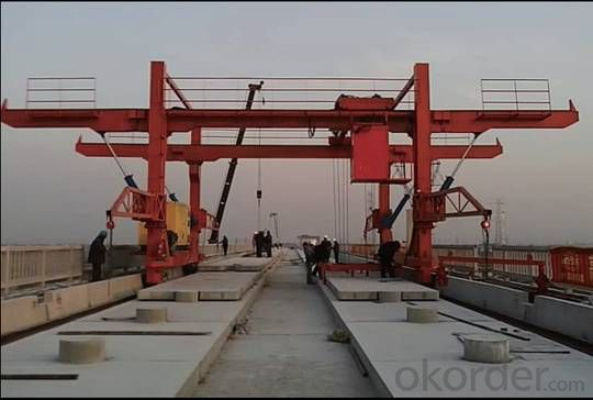 Slab ballastless track construction equipment