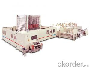 YD-PL600C Non-stop Toilet Roll Rewinding Line